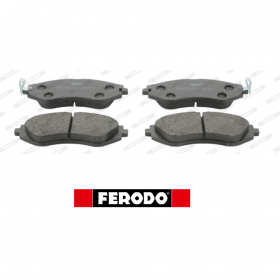 CHEVROLET FRONT BRAKE PADS SERIES KIT - DAEWOO FERODO FDB1116