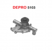 WATER PUMP BMW 2 - 1500-2000 - 1600 GT COUPE 'DEPRO FOR 11510686001