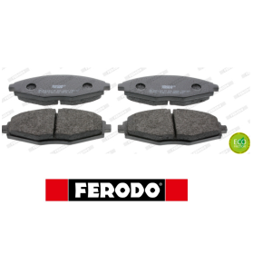CHEVROLET FRONT BRAKE PADS SERIES KIT - DAEWOO FERODO FDB1337