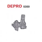 WATER PUMP LANCIA PRISMA 1.9 DS DEPRO FOR 7541664