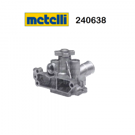 SAAB 9000 METELLI WATER PUMP FOR 8819948