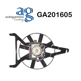 CITROEN AX ENGINE COOLING FAN - PEUGEOT 106 AUTOGAMMA FOR 125 350