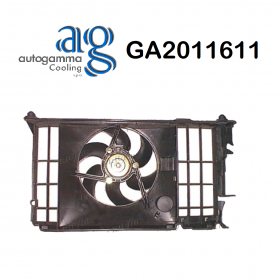 CITROEN XSARA ENGINE COOLING FAN - PEUGEOT 306 AUTOGAMMA FOR 125467