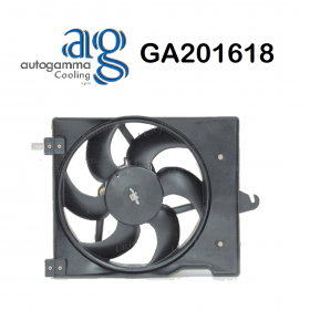 CITROEN AX ENGINE COOLING FAN AUTOGAMMA FOR 125470