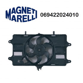 FIAT DOBLO ENGINE COOLING FAN MAGNETI MARELLI FOR 46737731