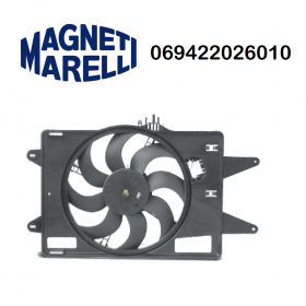 COOLING FAN ENGINE FIAT DOBLO 1.9 D MAGNETI MARELLI FOR 46767294