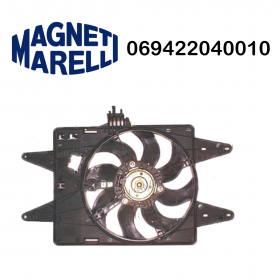FIAT DOBLO 1.6 MAGNETI MARELLI ENGINE COOLING FAN FOR 46786099