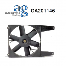 FIAT DUCATO ENGINE COOLING FAN AUTOGAMMA FOR 5925475