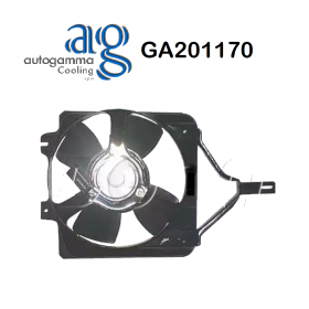 FIAT FIORINO ENGINE COOLING FAN - INNOCENTI ELBA AUTOGAM. FOR 5998328