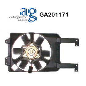 FIAT DUNA ENGINE COOLING FAN - INNOCENTI ELBA AUTOGAMMA FOR 7570658