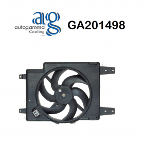 COOLING FAN ALFA 156 ENGINE - LANCIA KAPPA AUTOGAMMA FOR 46436984
