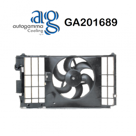 CITROEN XSARA ENGINE COOLING FAN - PEUGEOT 306 AUTOGAMMA FOR 125363