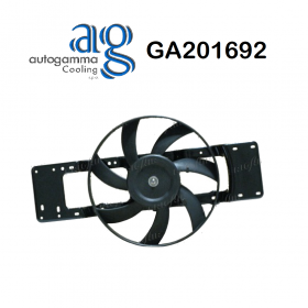 ENGINE COOLING FAN RENAULT R19 - R21 - CLIO AUTOGAMMA FOR 7700653324