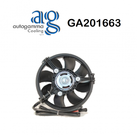 AUDI A4 - A6 ENGINE COOLING FAN - VW PASSAT AUTOGAMMA FOR 4B0959455