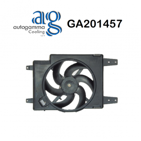 COOLING FAN ALFA ROMEO 166 ENGINE AUTOGAMMA FOR 60661471