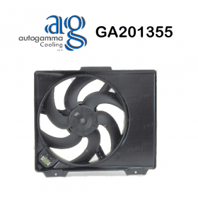 COOLING FAN ALFA ROMEO 164 ENGINE AUTOGAMMA FOR 60546779