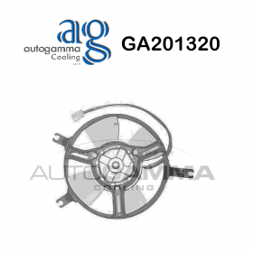 COOLING FAN ALFA ROMEO 33 ENGINE AUTOGAMMA FOR 60518378