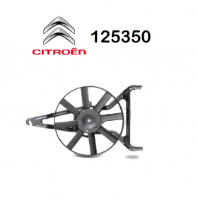 COOLING FAN ENGINE CITROEN AX ORIGINAL 125350