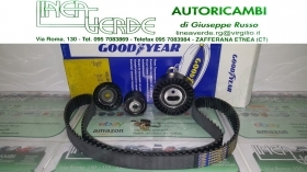 KIT DISTRIBUZIONE GOODYEAR K2G1216H PER 530010210 FORD
