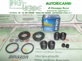 FIAT BARCHETTA FIAT COUPE' KIT REVISIONE PINZE FRENO POSTERIORI 34MM PER 9941668