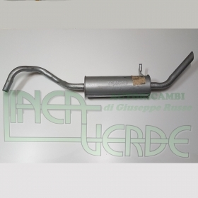 AUSTIN METRO WALKER REAR SILENCER FOR GEX33364
