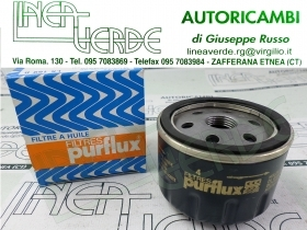 FILTRO OLIO PURFLUX LS169B FORD SIERRA RS COSWORTH