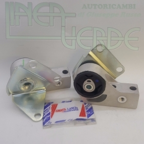 KIT SUPPORTI DIFFERENZIALE POSTERIORE PANDA 4x4 DAL 2003 ORIGINALI 51787848