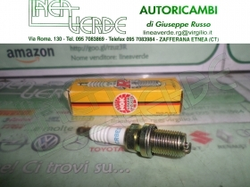 CANDELA ACCENSIONE NGK BCR8ES COD 5430  FORD FIESTA 1,6 TURBO - ESCORT 1,6 TURBO