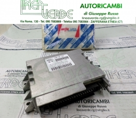CENTRALINA INIEZIONE ORIGINALE 7787317 IAW6F.S3 FIAT PUNTO 1,2 SINGLE POINT