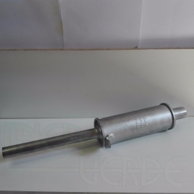 EXHAUST REAR SILENCER IMASAF LANCIA FULVIA COUPE' FOR 81820404
