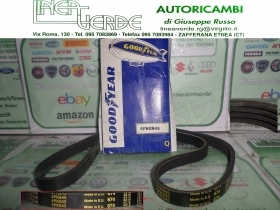 CINGHIA POLY-V 4PK845 GOODYEAR BMW5(E60) HONDA ACCORD V CIVIC HYUNDAI NISSAN
