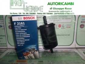 FILTRO CARBURANTE BOSCH DS 3 - DS 4