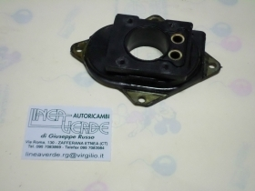 VW GOLF II III JETTA PASSAT POLO FLANGIA SUPPORTO CARBURATORE 1001290006