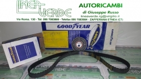 KIT DISTRIBUZIONE GOODYEAR K1G1171 PER 530016210 AUDI-SEAT-VW