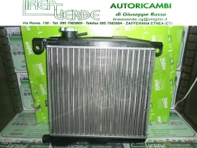 RADIATORE RAFFREDDAMENTO VALEO A112 ABARTH - JUNIOR - ELITE
