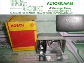 REGOLATORE ALTERNATORE BOSCH A